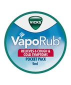 VICKS VAPORUB 5 GM