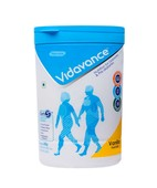 VIDAVANCE VANILLA JAR 400GM POWDER