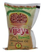 VIJAYA GROUNDNUT OIL 1LTR