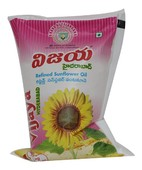VIJAYA SUNFLOWER OIL 1LTR