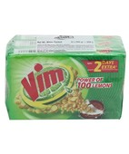 VIM DISHWASH BAR 3X200GM