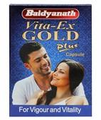 BAIDYANATH VITA EX GOLD PLUS CAPSULE