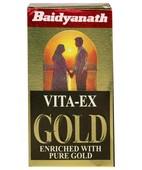 BAIDYANATH VITA EX GOLD CAPSULE