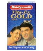 BAIDYANATH VITA EX GOLD PLUS 20S CAPSULE