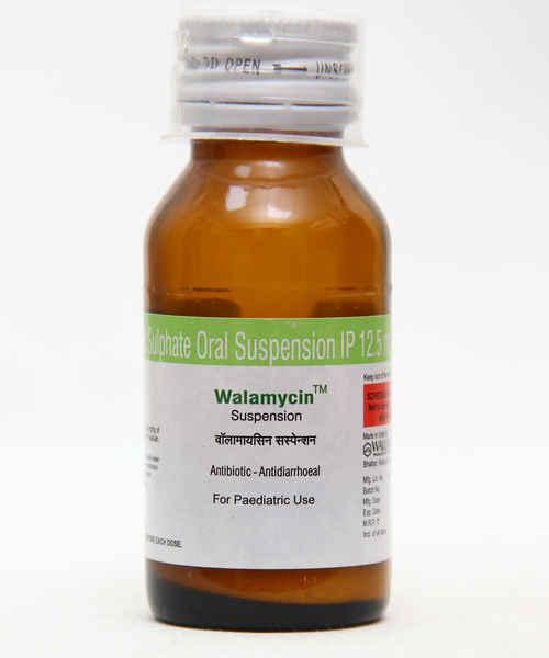 WALAMYCIN 30ML SYP