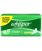 WHISPER ULTRA CLEAN L WINGS 30S