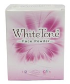 WHITE TONE FACE TALC 30GM POWDER