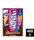 WOMEN HORLICKS CHOCOLATE BIB POWDER 400 GM