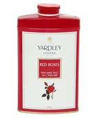 YARDLEY TALC RED ROSE 100GM