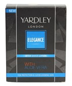 YARDLEY ELEGANCE AFTER SHAVE LOTION 100ML