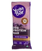 YOGA BAR PROTEIN BAKED BROWNIE 60GM