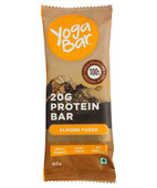 YOGA BAR PROTEIN ALMOND FUDGE 60GM