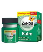 ZANDU BALM CREAM 8ML