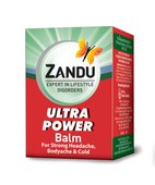 ZANDU ULTRA POWER BALM CREAM 8ML