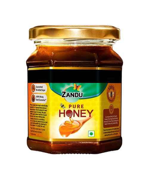 ZANDU PURE HONEY 250GM
