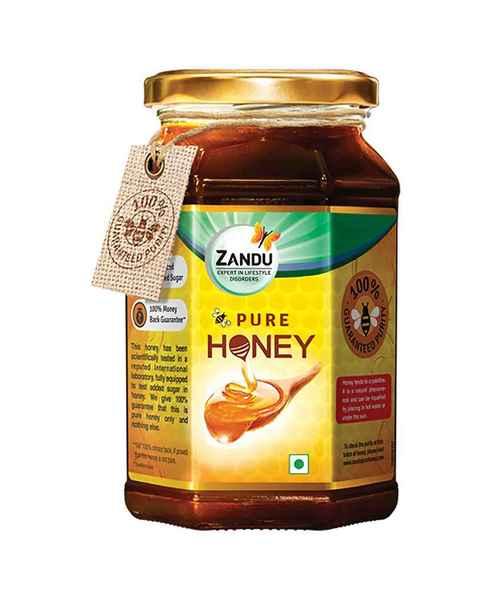 ZANDU PURE HONEY 500GM