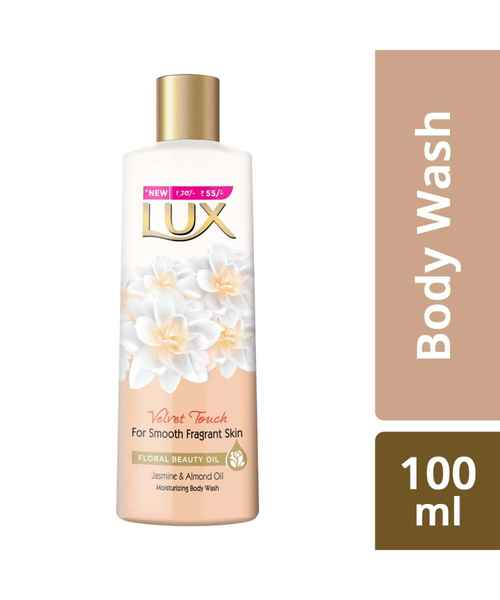 LUX VELVET TOUCH BODY WASH 100ML