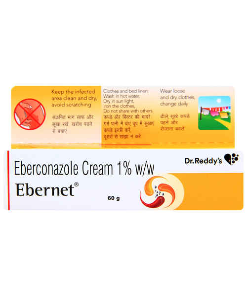 EBERNET 60GM CREAM