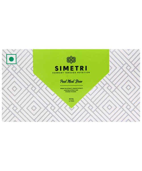 SIMETRI TEA 30S 1GM BAGS SACHET