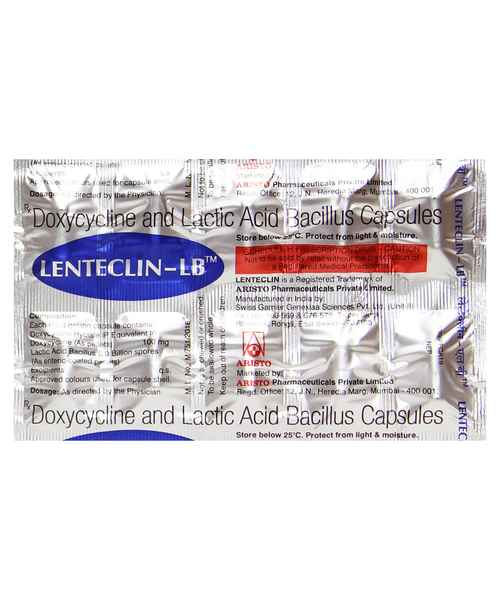 LENTECLIN LB CAP