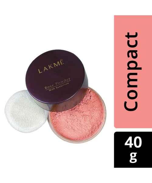 LAKME ROSE POWDER 01 SOFT PINK 40GM