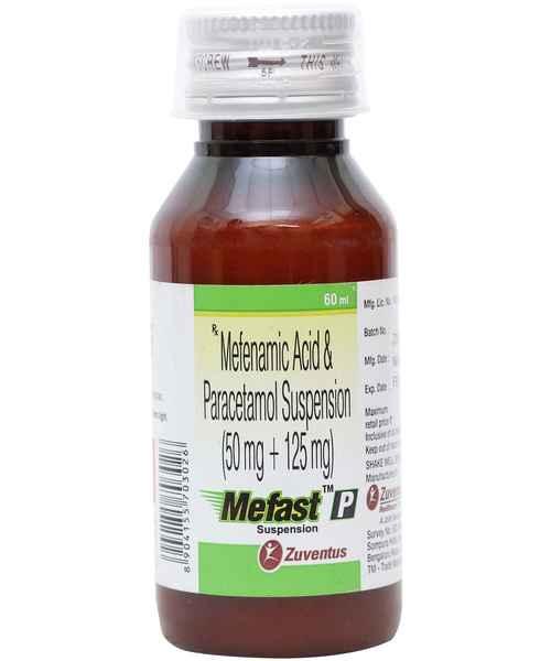 MEFAST P 60ML SUSP