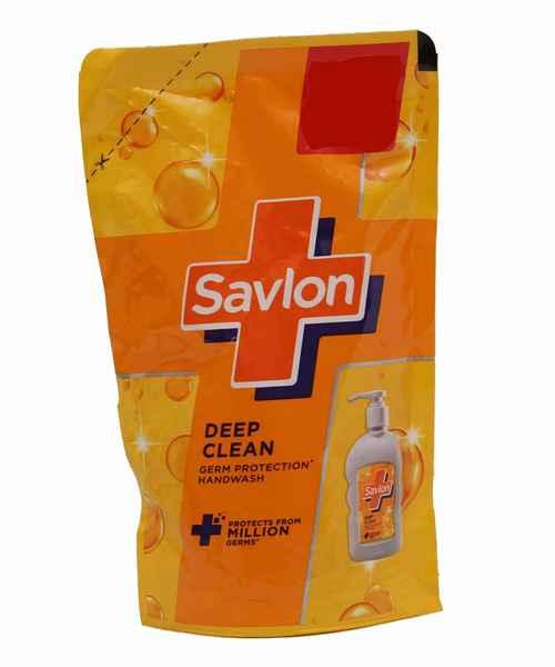 SAVLON DEEP CLEAN HAND WASH REFILL 175ML