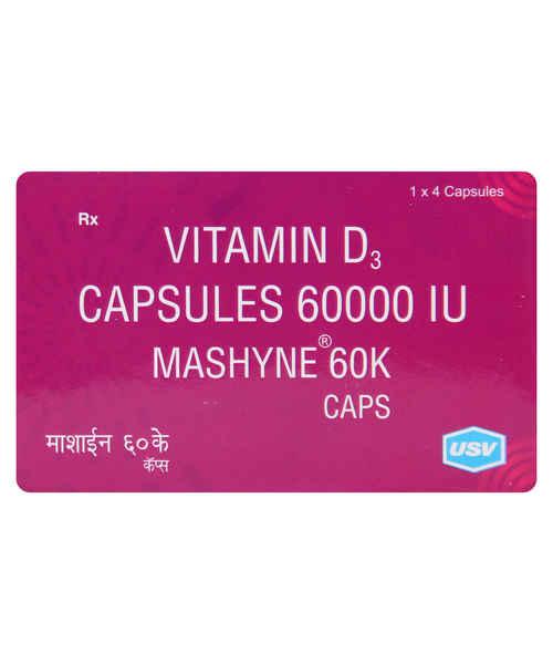 MASHYNE 60K CAP