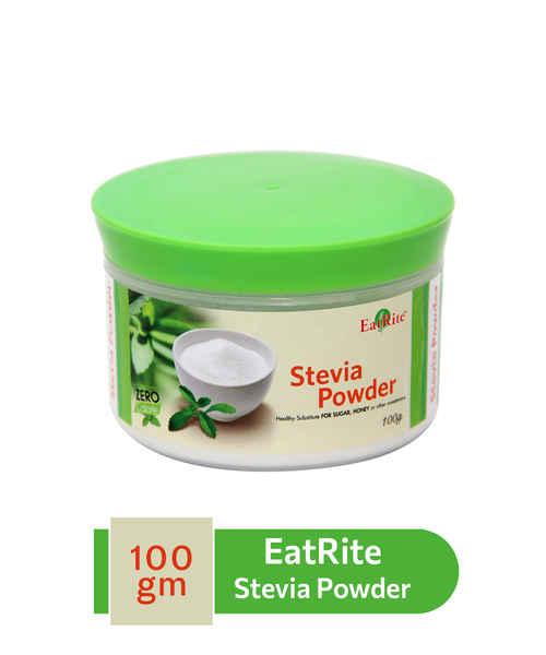 EATRITE STEVIA GREEN POWDER 100GM