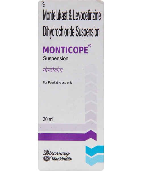 MONTICOPE 30ML SUSP