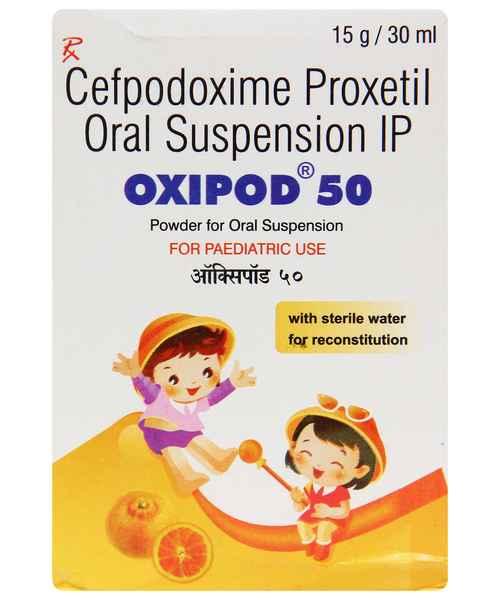 OXIPOD 50MG 30ML SYP