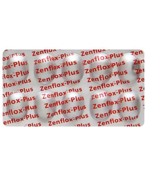 ZENFLOX PLUS TAB