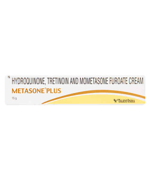 METASONE PLUS 15GM CREAM