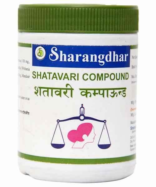 SHATAVARI COMPOUND