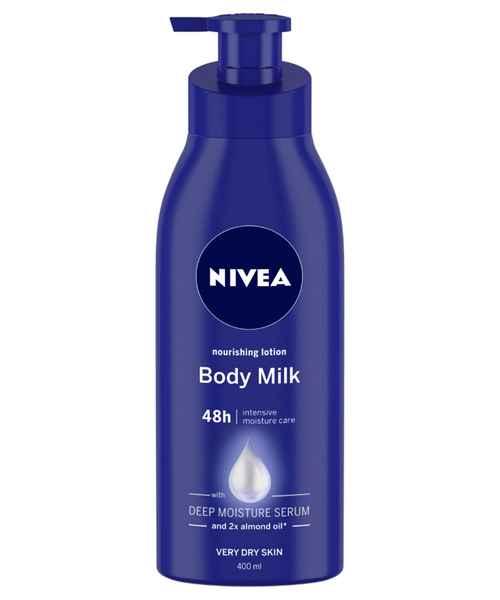 NIVEA NOURISHING BODY MILK 400 ML