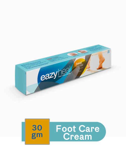EAZY HEEL FOOT CARE CRACK CREAM