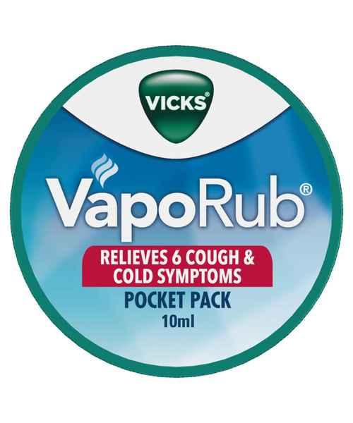 VICKS VAPORUB CREAM 10ml
