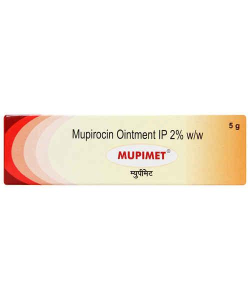 MUPIMET 5GM OINT