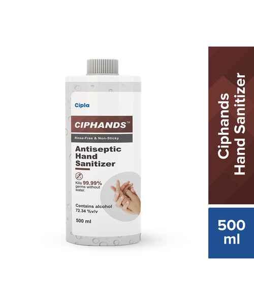 CIPHANDS HAND SANITIZER 500ML