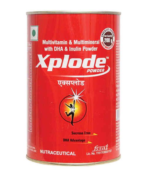 XPLODE CHOCOLATE 200GM POWDER