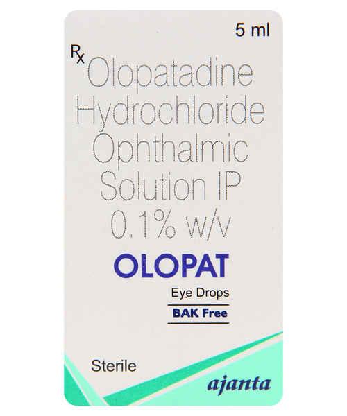 OLOPAT EYE 5ML DROPS