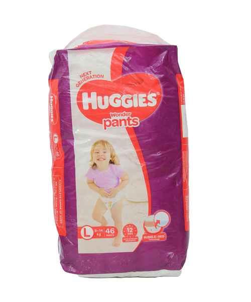 HUGGIES WONDER PANTS L 46S
