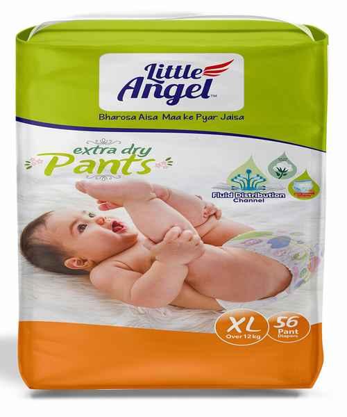 LITTLE ANGEL BABY PULL UPS XL 56S
