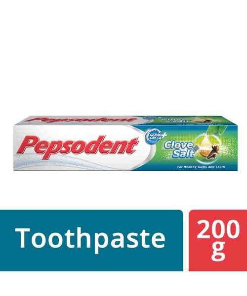 PEPSODENT CLOVE & SALT TOOTHPASTE 200GM