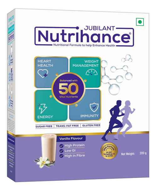 NUTRIHANCE VANNILA 200GM POWDER