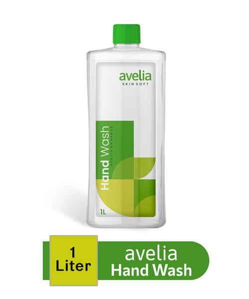 AVELIA SKIN SOFT HAND WASH 1 LITER