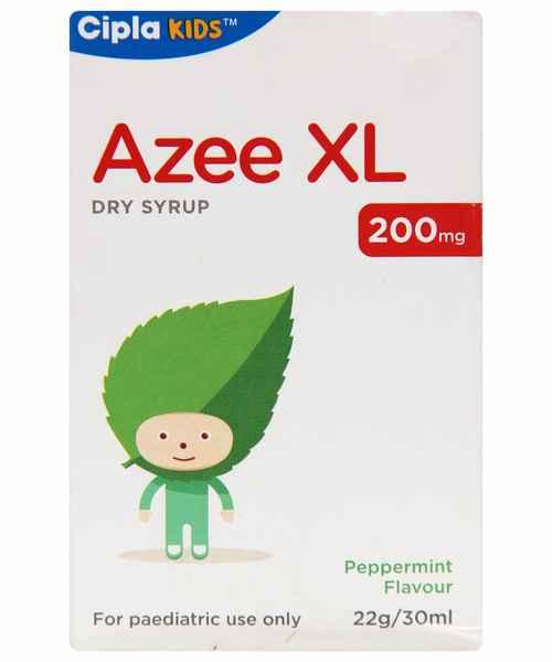 AZEE XL 200MG 30ML SYP