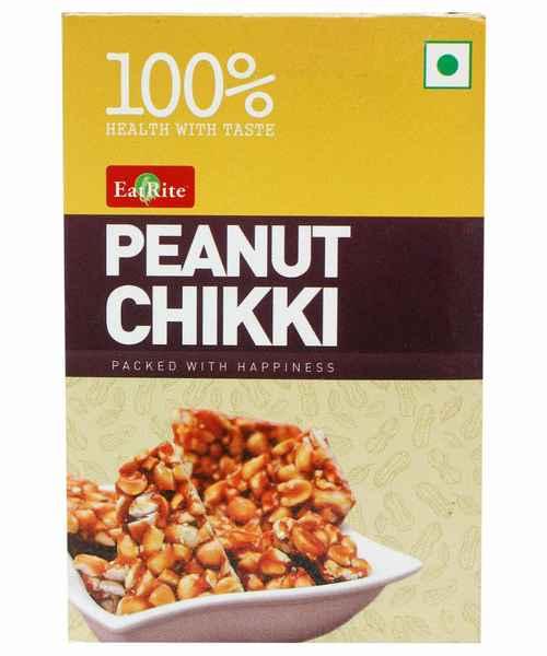 EATRITE PEANUT CHIKKY 100 GM