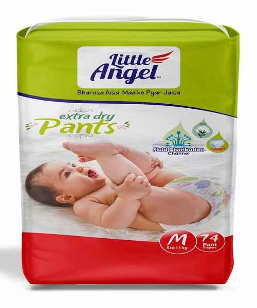 LITTLE ANGEL BABY PULL UPS M 74S