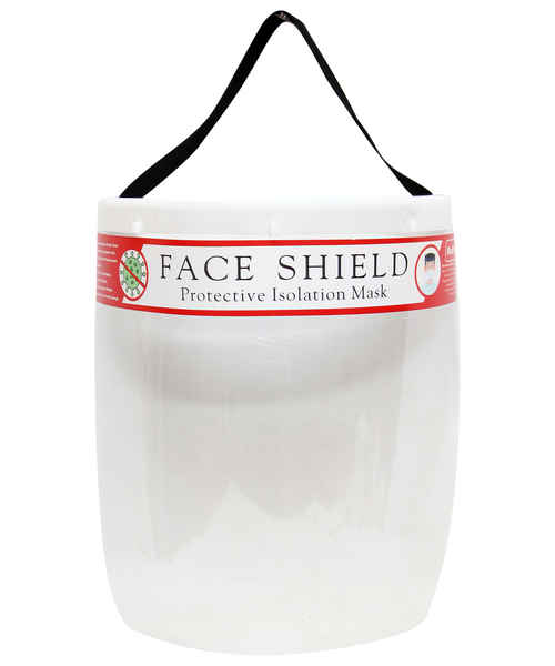 MEDPLUS FACE SHIELD